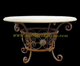 mbs tables cast limestone